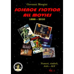 Science Fiction All Movies vol. 1: numeri e simboli, AAA-ALY